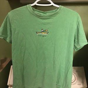 Women's kayaking T-shirt